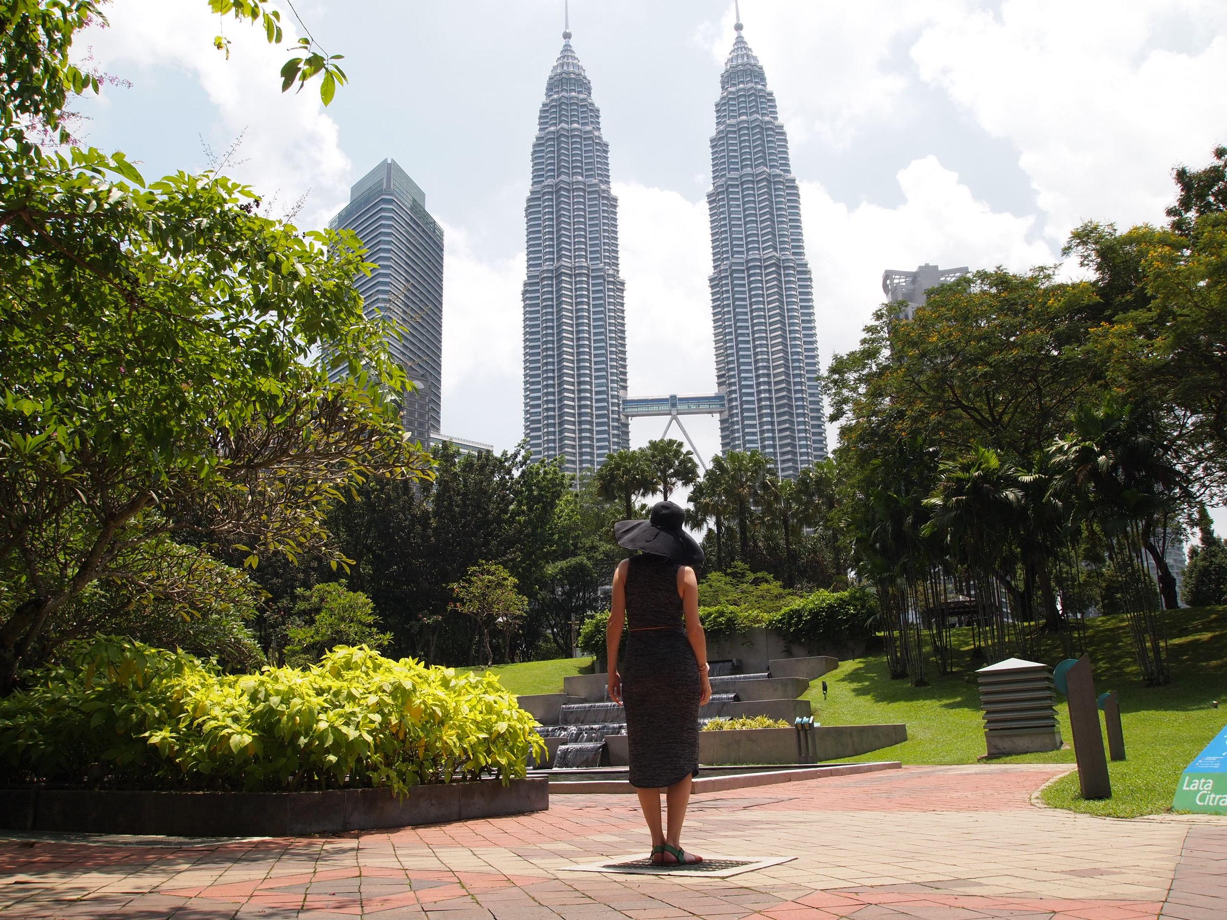 Four months. Kuala Lumpur.