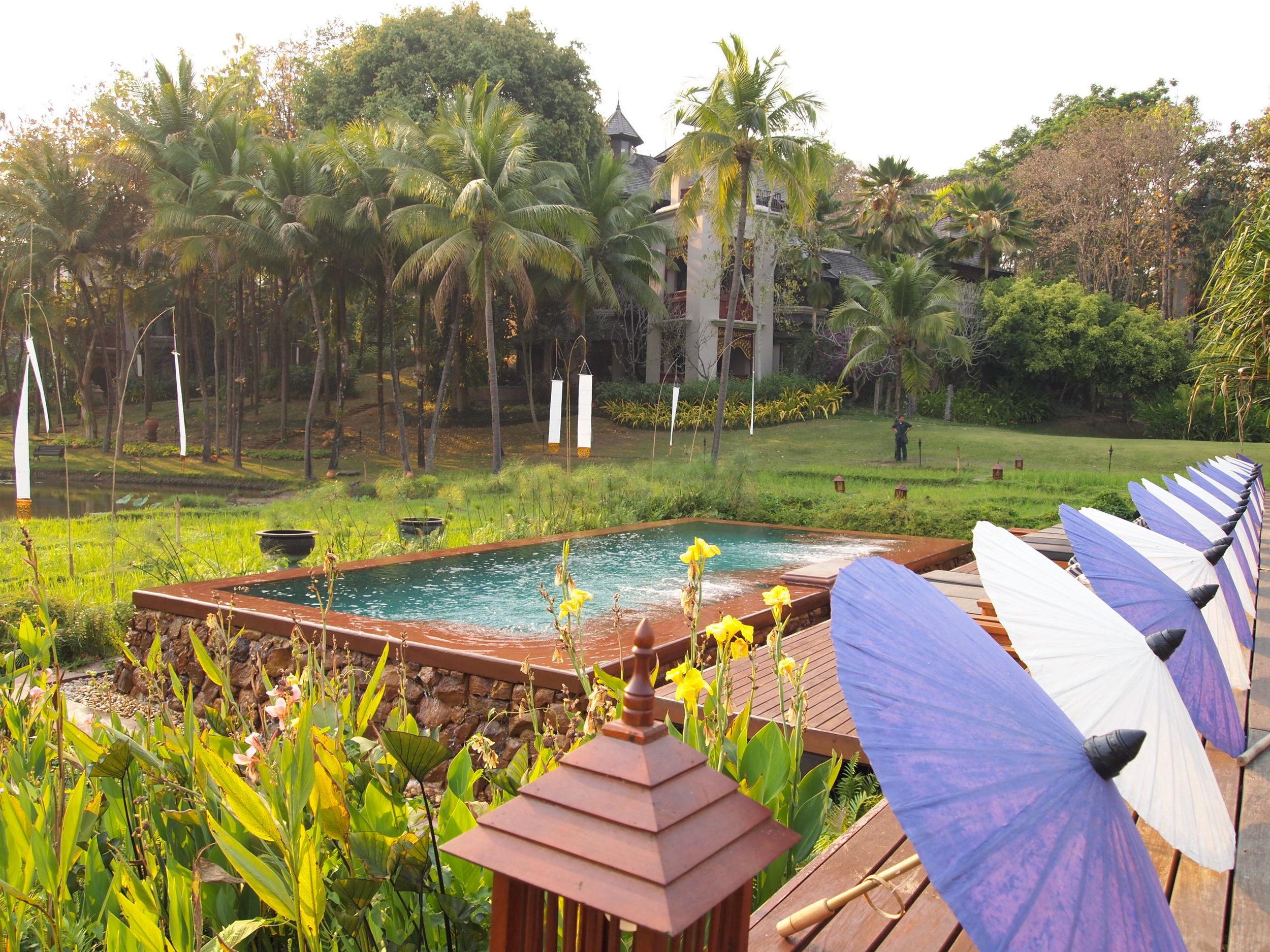 Thailand.Four Seasons Resort Chiang Mai.