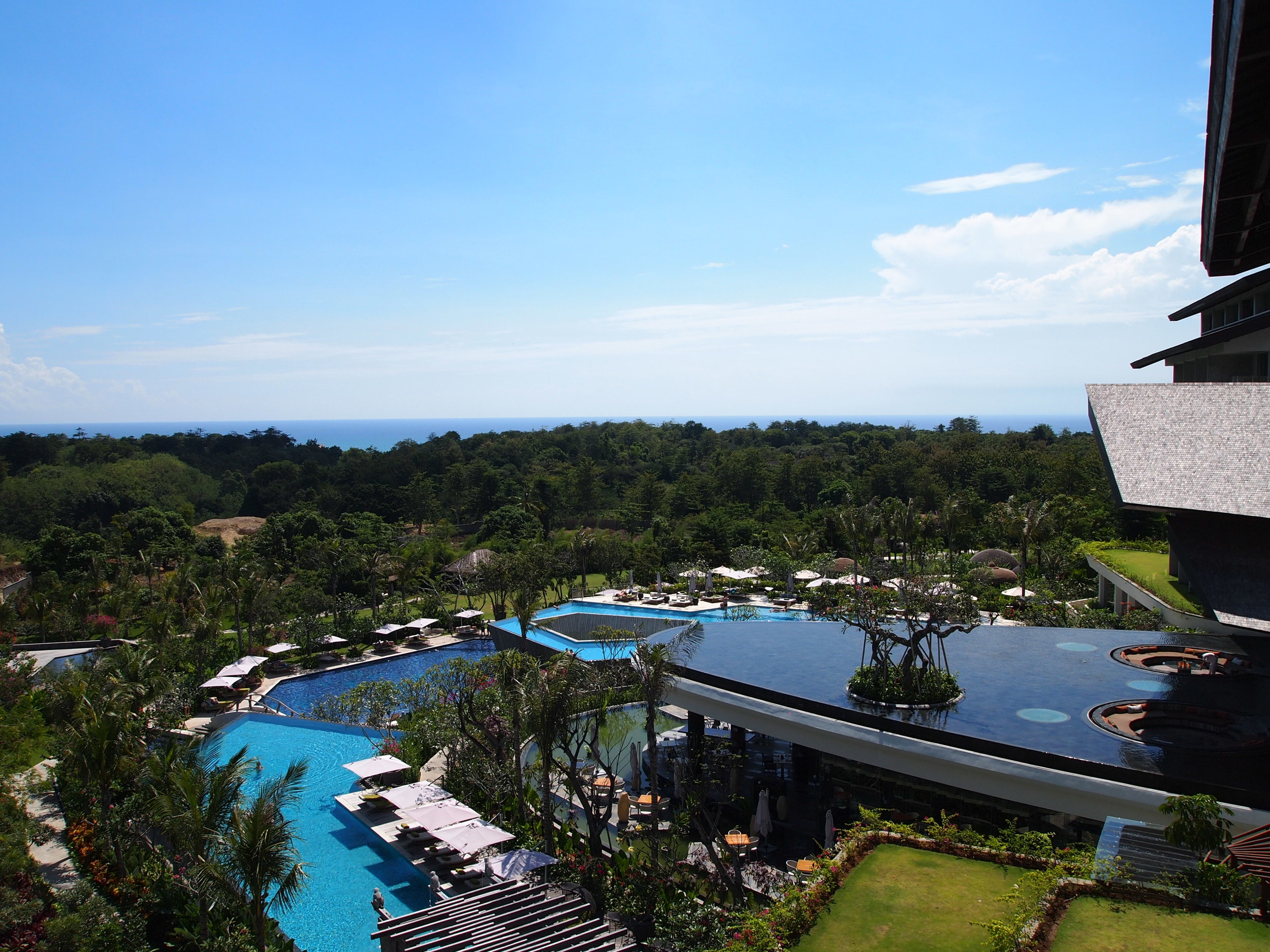 Bali. RIMBA Jimbaran Bali hotel .