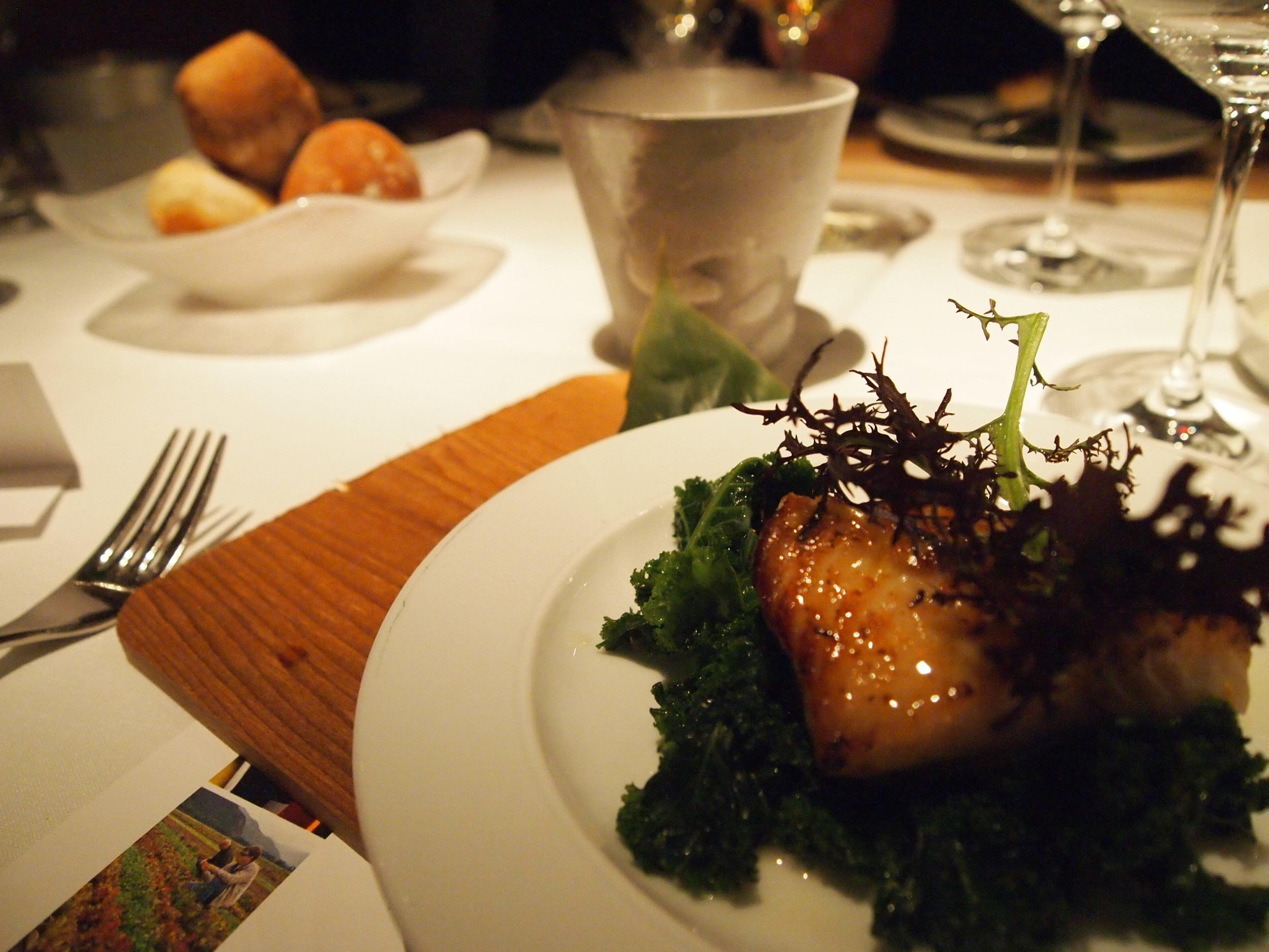 Whistler. More Cornucopia festivities at Araxi Restaurant.