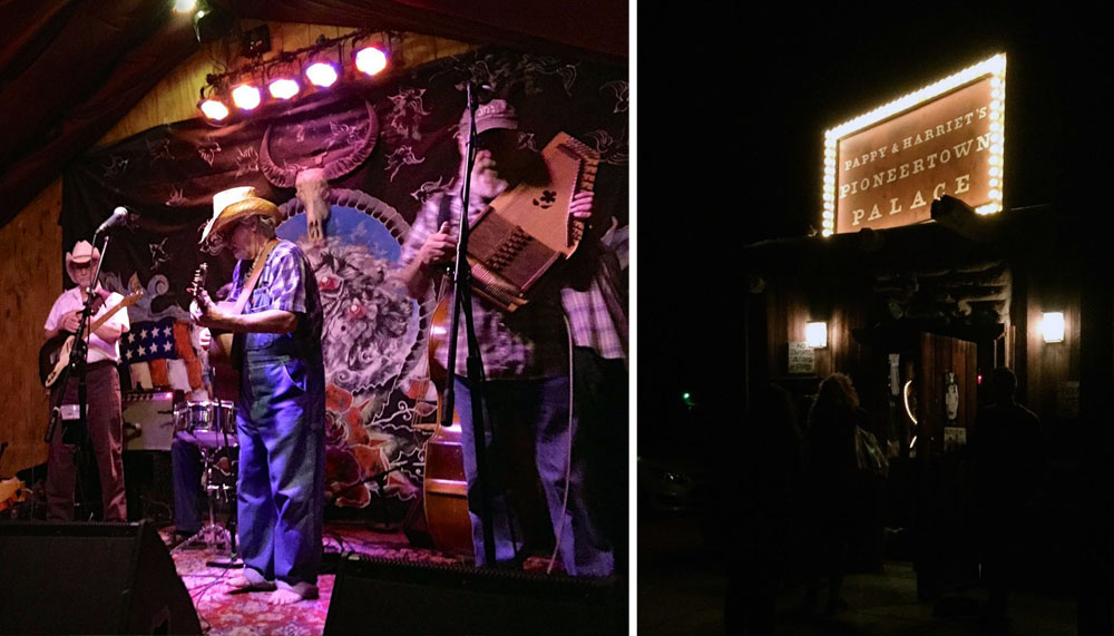 The Shadow Mountain Band at Pappy & Harriet's