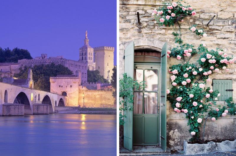 Avignon / Goult