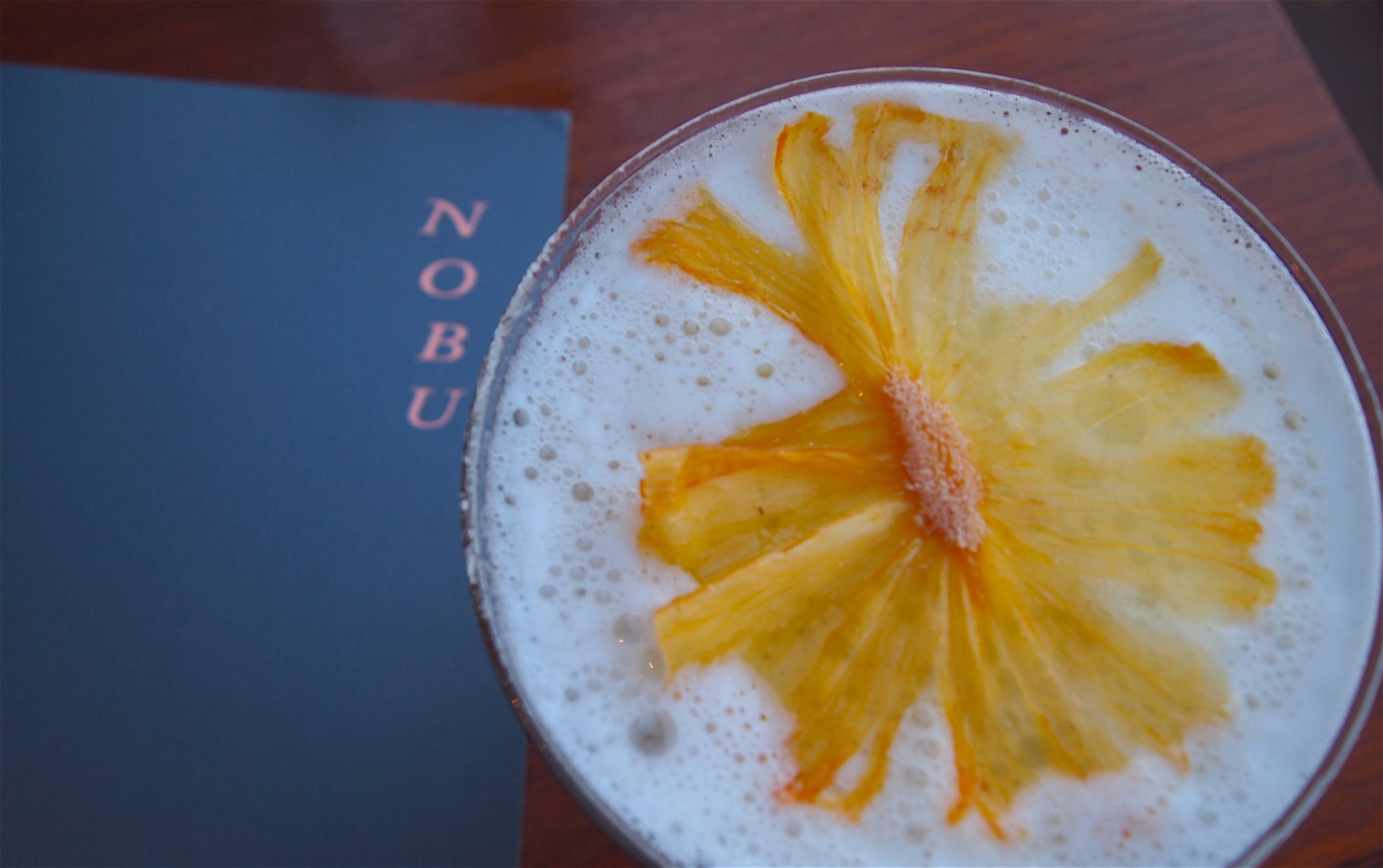 Lanai: Dining at NOBU Lanai, the only NOBU in the world to source greens from its own onsite garden.