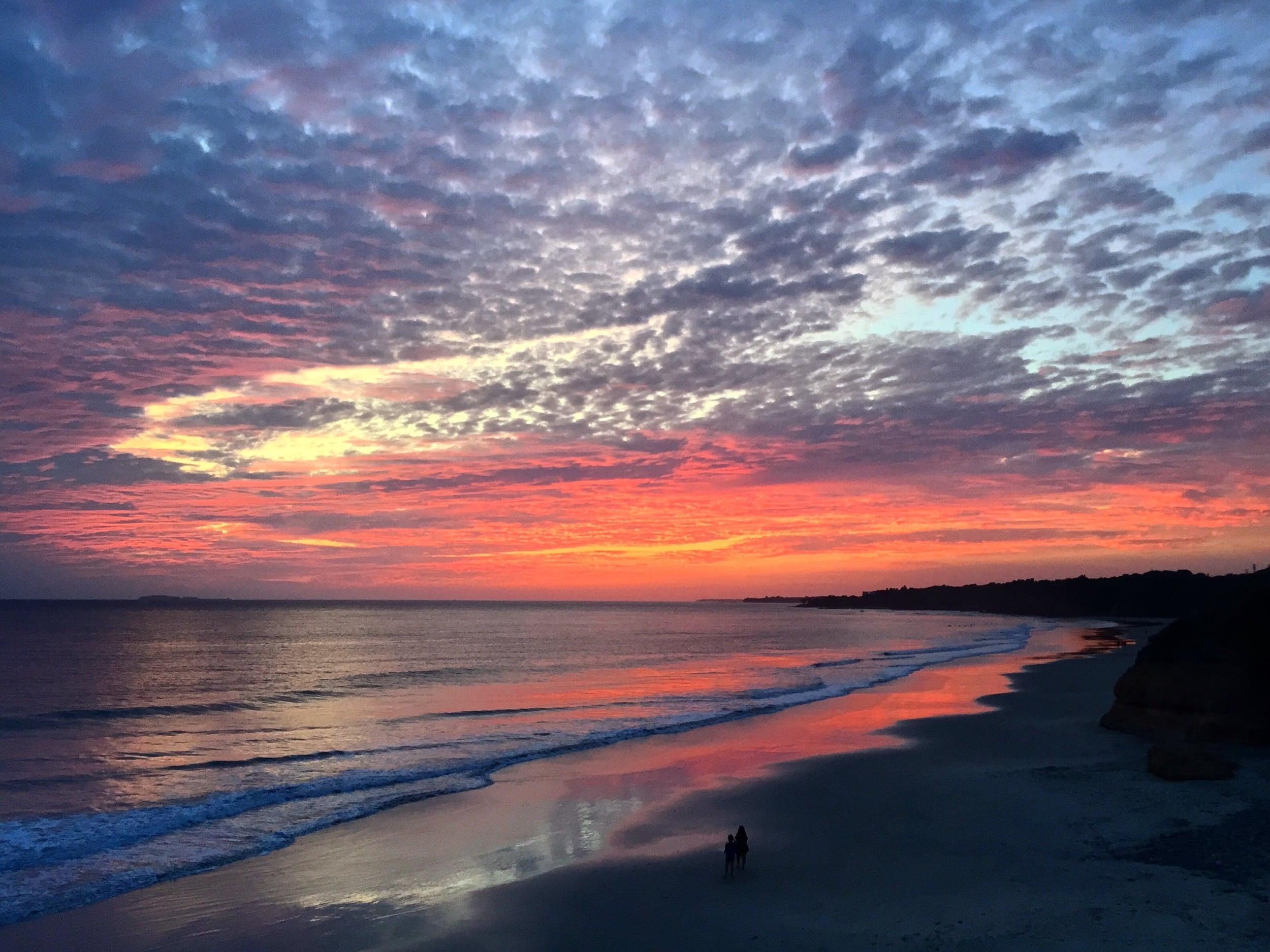 Sunset in Punta Mita.