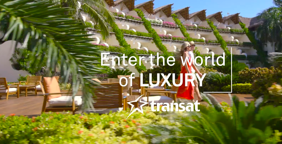 trip styler luxury collection air transat