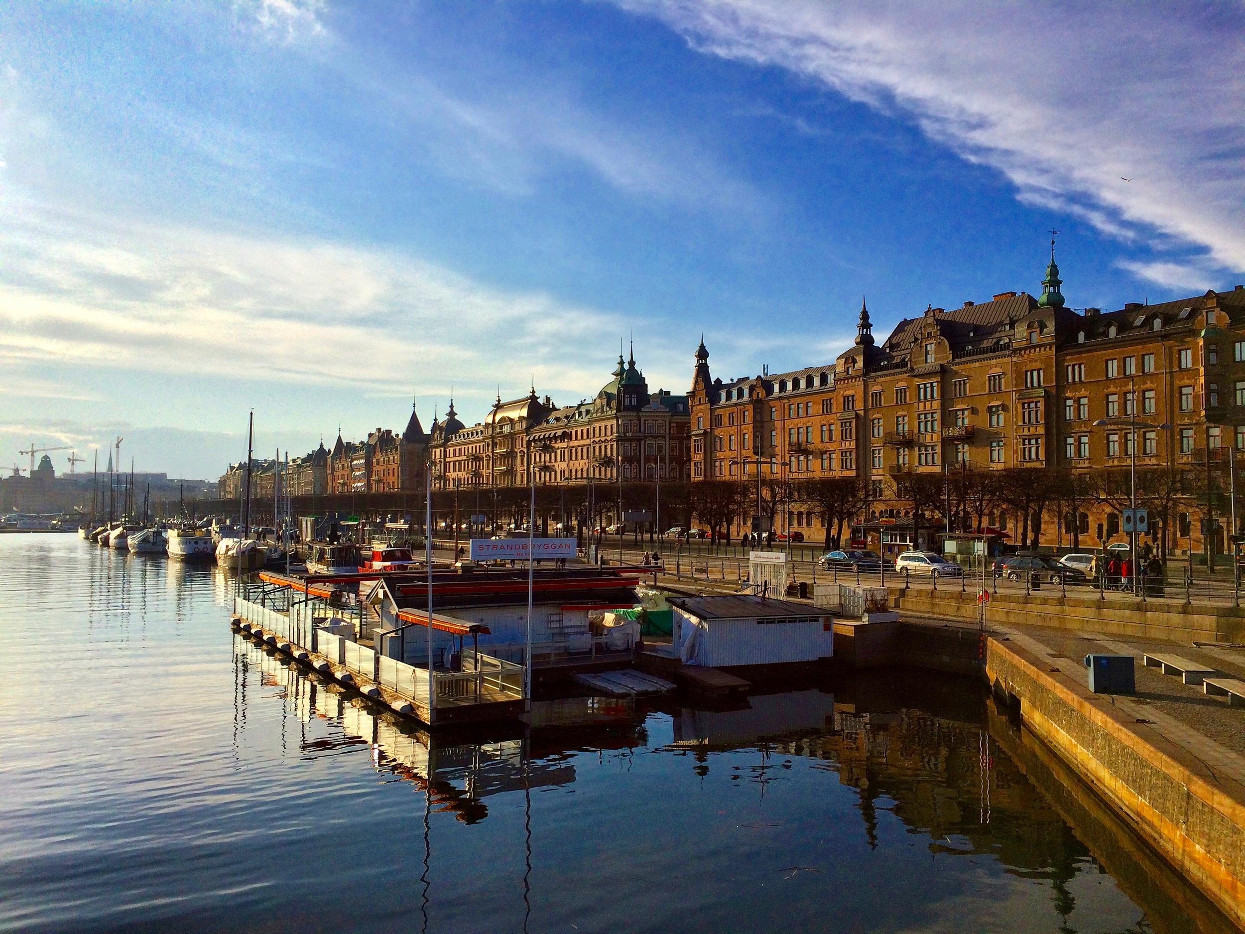 Sweden + Trip Styler