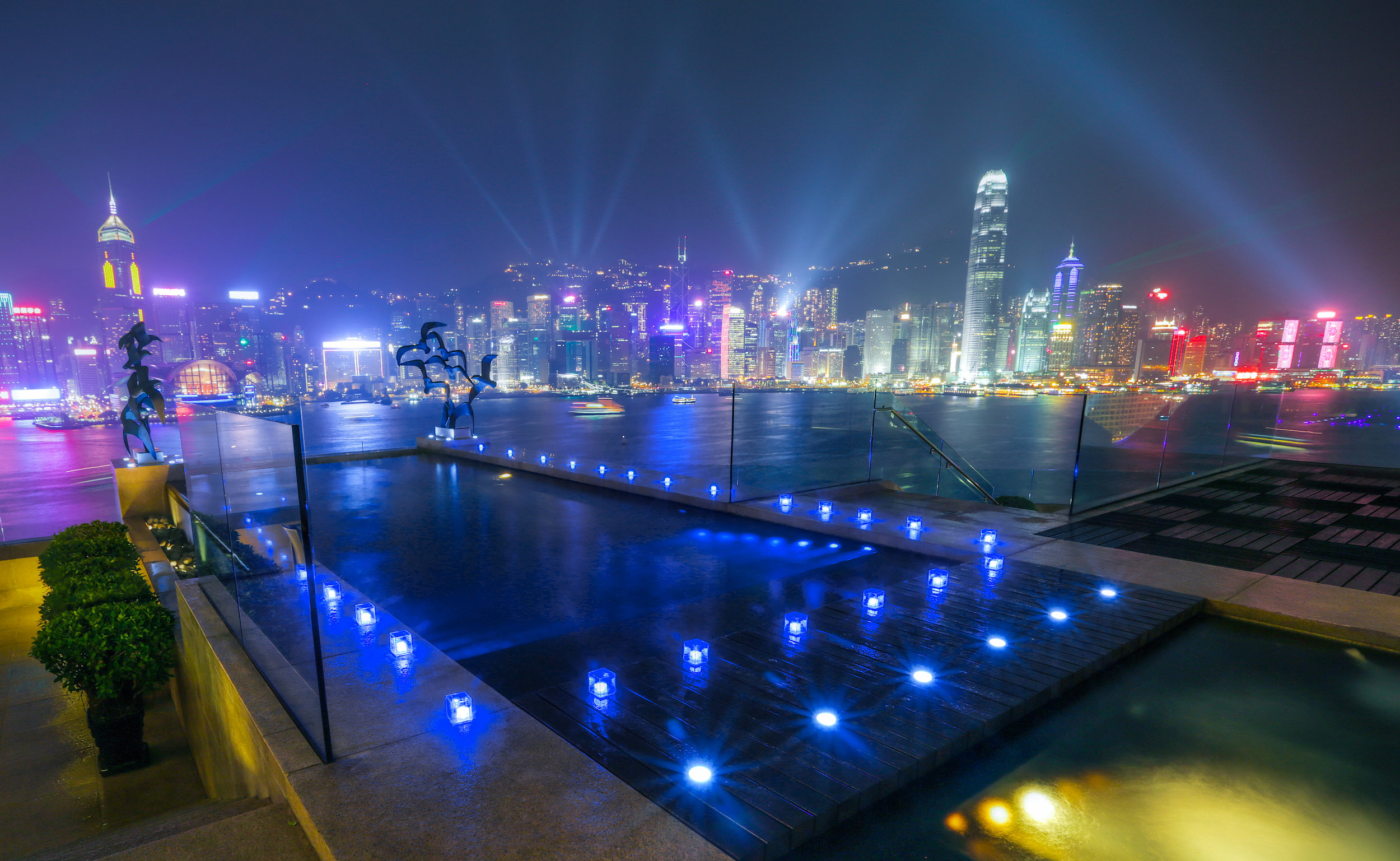 Hong Kong Symphony of Lights tips