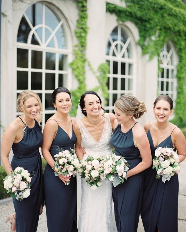 This gorgeous wedding up on the blog today.