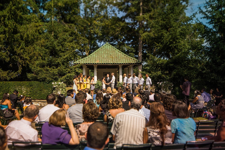 Park Wood Estates Ceremony