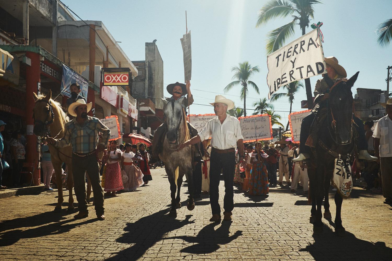 Mexico Revolution Parade