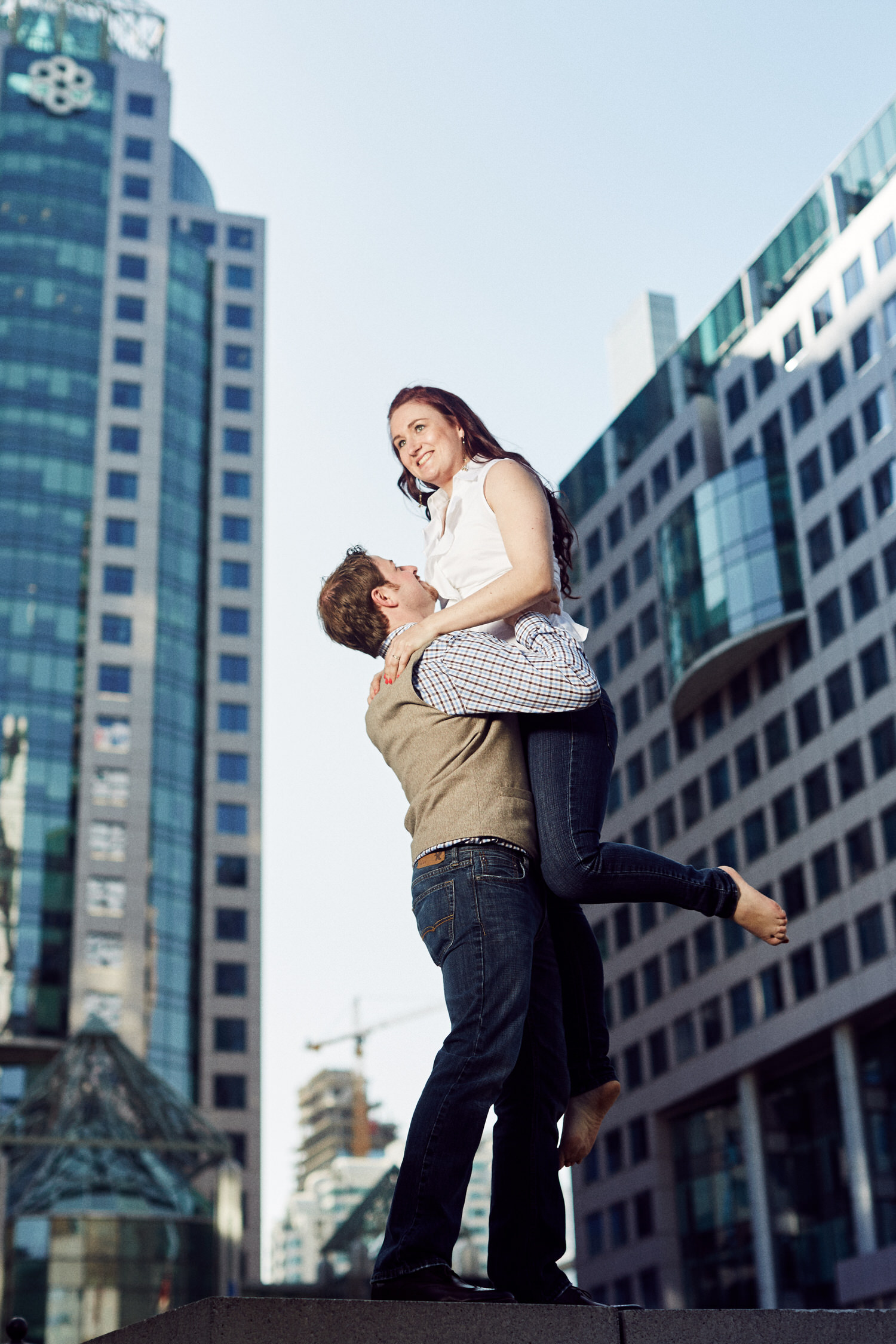 Downtown Toronto Engagement