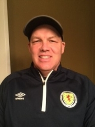 Daryl Harper - ASA Soccer Parent of the Month