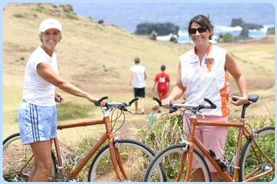 Maui bicycle rentals for Maui bike vacations!