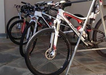 Maui XTerra bike rentals at Kapalua.