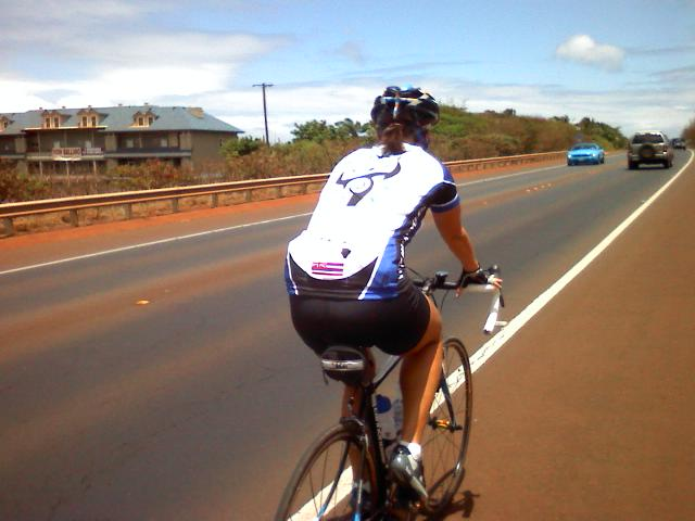 Rent a bike on Maui and take part in our monthly Maui bike rides