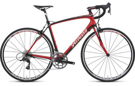 Specialized high performance road bike rental on Maui.