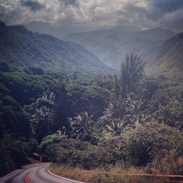Mesmerizing West Maui Mountains- Photo by  Ada Kwan