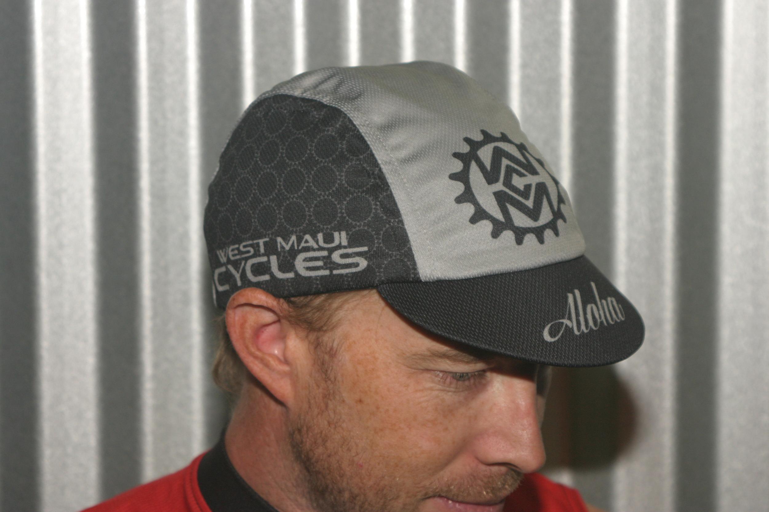 WMC Cycling Cap