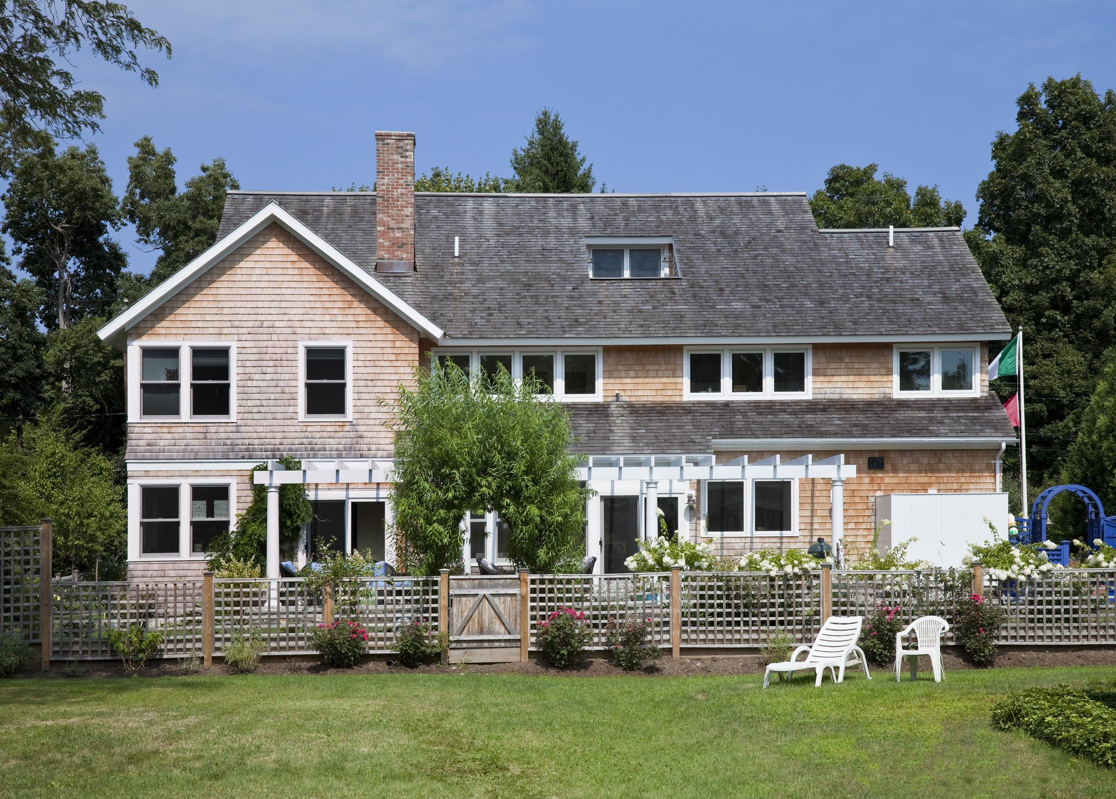 Connecticut Shoreline Home