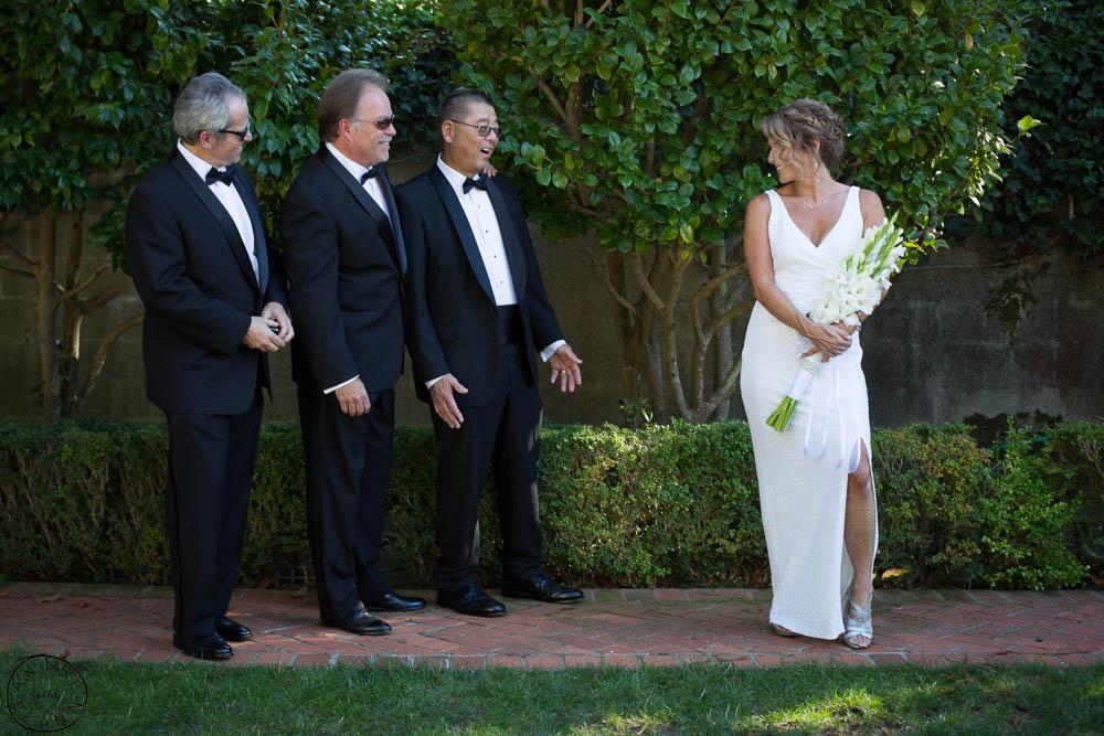 San Rafael Wedding Photography  Bridal Portraits  Reception Portraits  Ceremony Portraits  Marin County Elks Lodge in San Rafael, CA