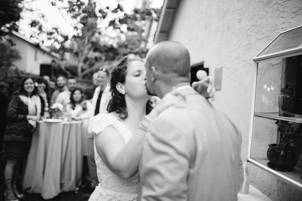 October Wedding by Bay Area Wedding Photographer Anise LeAnn.