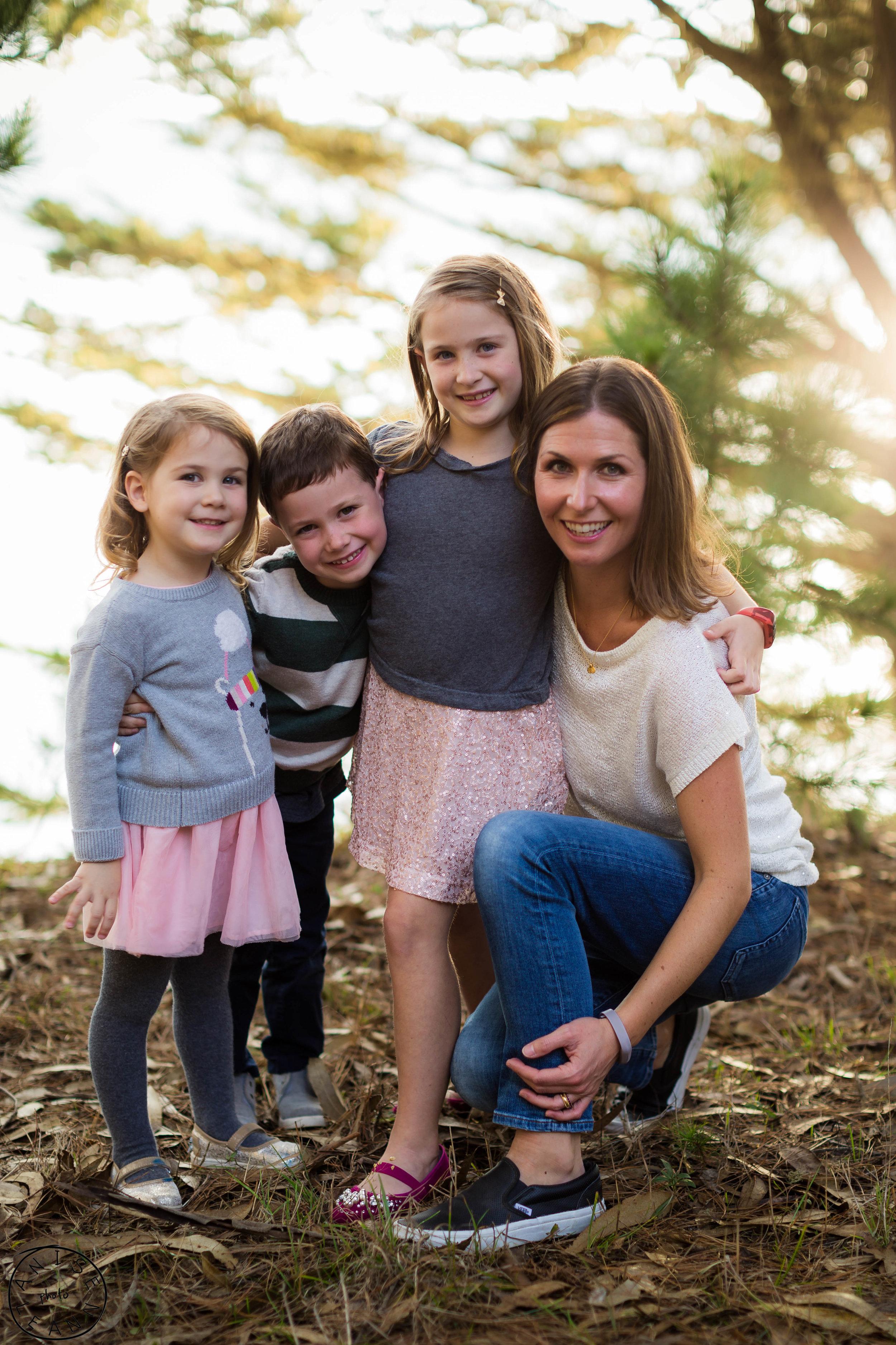 Pt Reyes Family Photos
