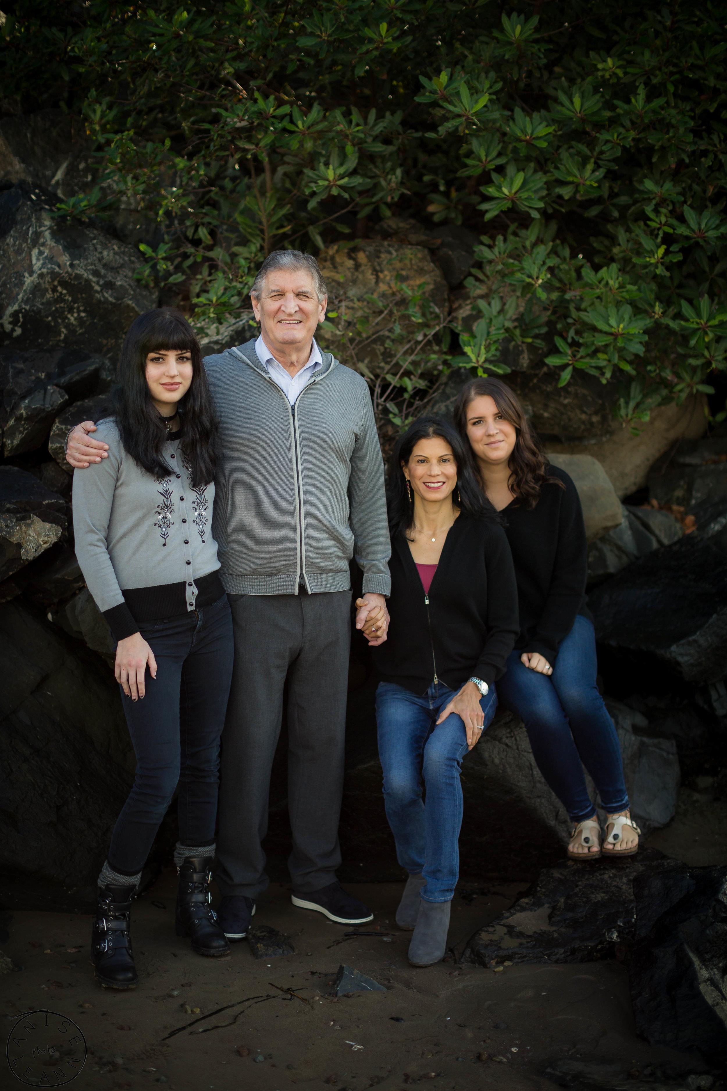 Family Portraits Cavallo Point