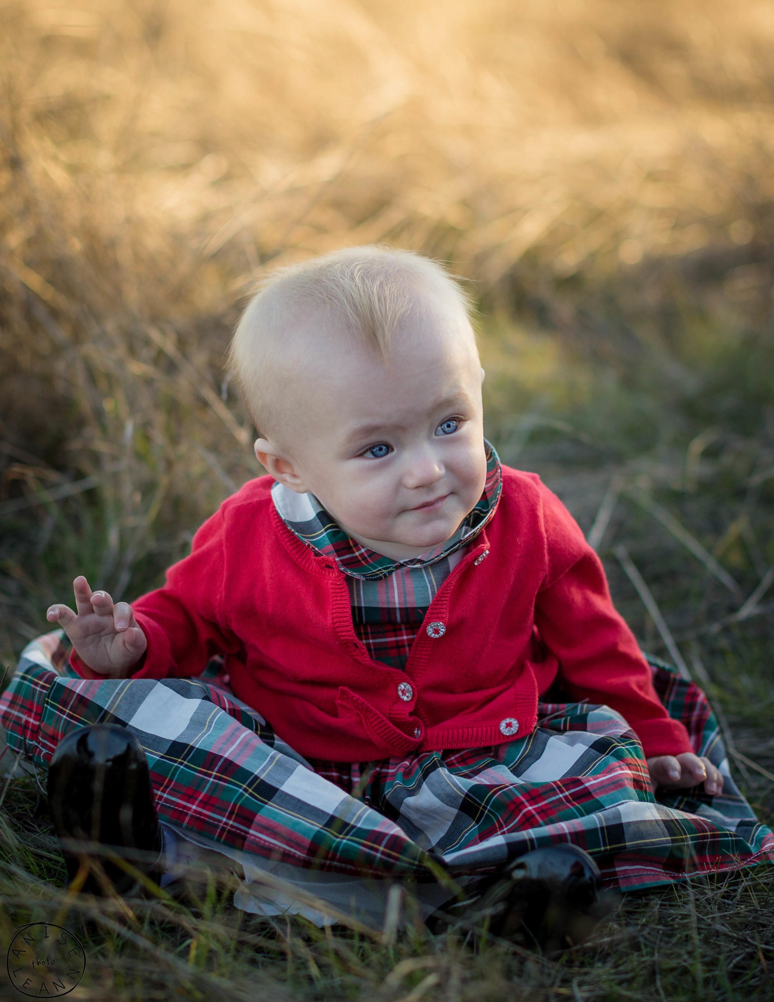 Baby Girl Marin County Photography