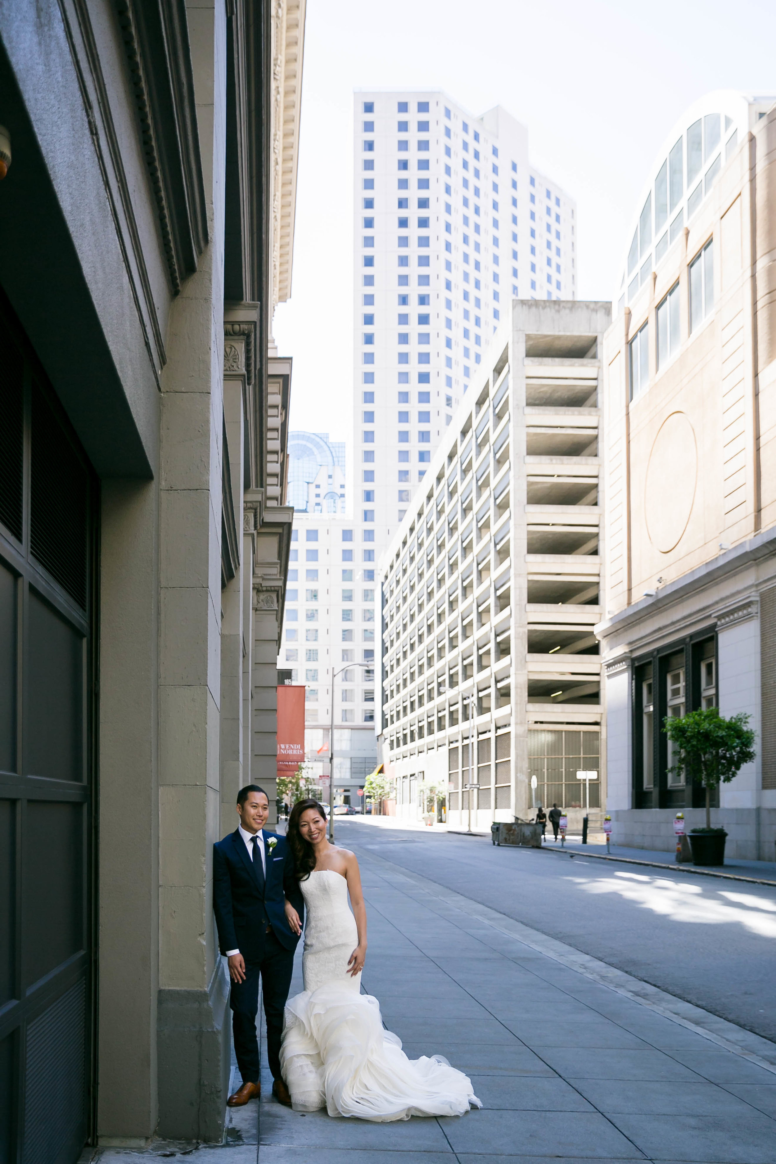 San Francisco Palace Hotel Wedding
