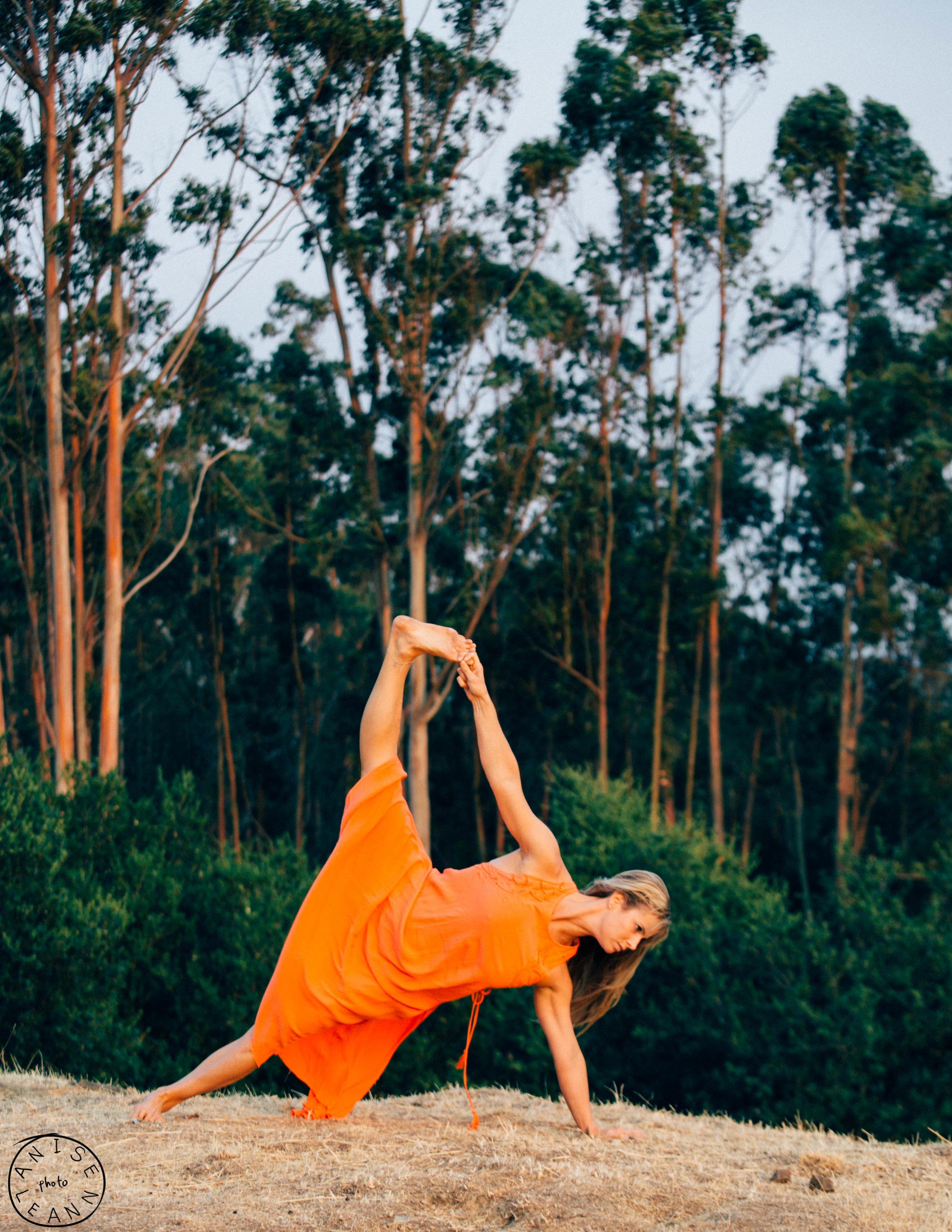 Erika Yoga Orange Dress -35.jpg