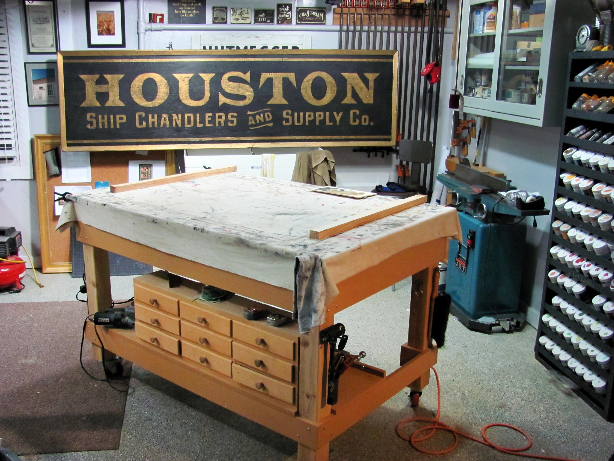 Shop#6:  Houston— since 2014.