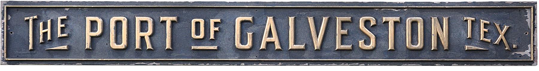 Final sign — ten feet long. Click photos to enlarge.