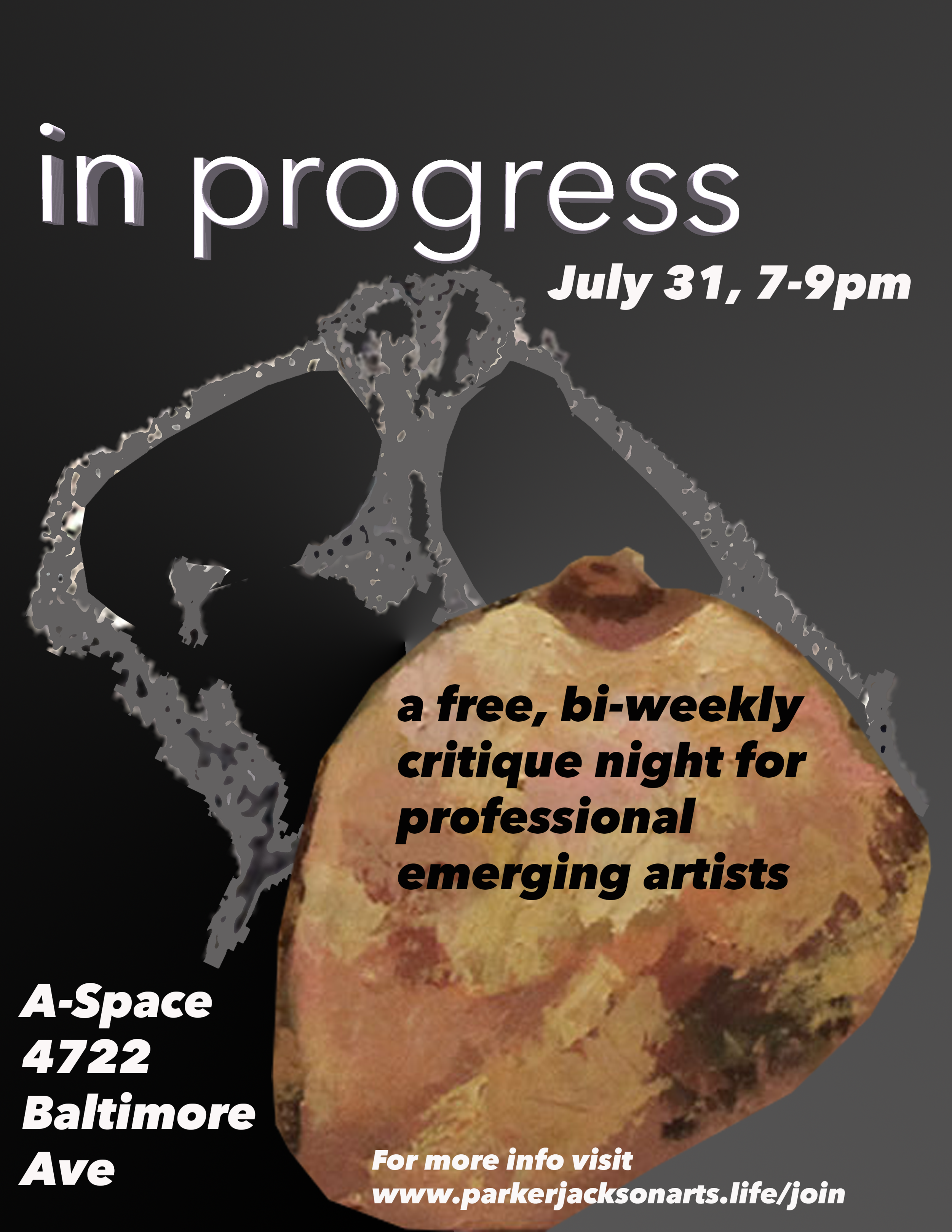 in progress - an in progress critique night for artists