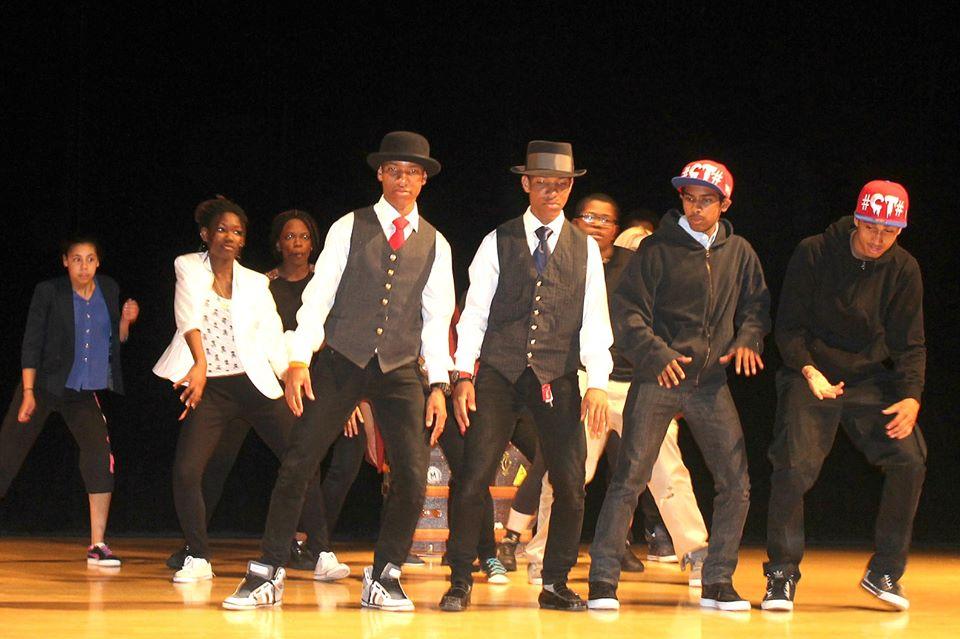 Photo credit: Hartford Stage Education Dept.
