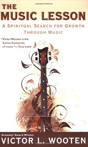 The Music Lesson - Victor Wooten - Incredible! This book is all about the spirit of music. It's beauty, power - reconnect to your motivation and love of music. Audiobook version available here.