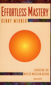 Effortless Mastery - Kenny Werner - This is for artists in the practice - feel stuck, hit a rut or plateau - find out why and how to get out of it, be inspired again. Very accessibly written.