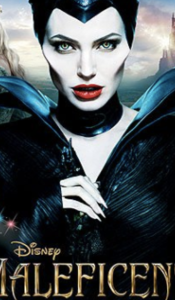 Maleficent - The Fairytale reinvented. The affects of trauma and the power of love - healing the darkness and hurt within all set in the world of magic. Angelina Jolie at her best!
