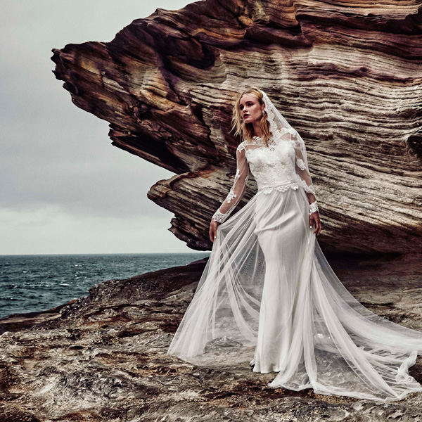 Moira Hughes Couture -The Indianna Gown