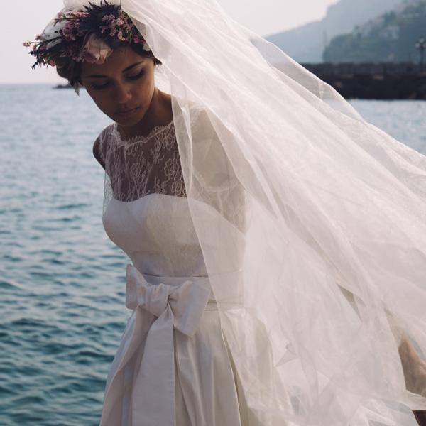 Moira Hughes Couture - The Gabriella Gown
