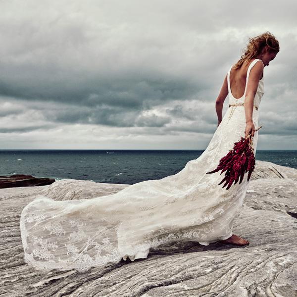Moira Hughes Couture - The Cara Gown
