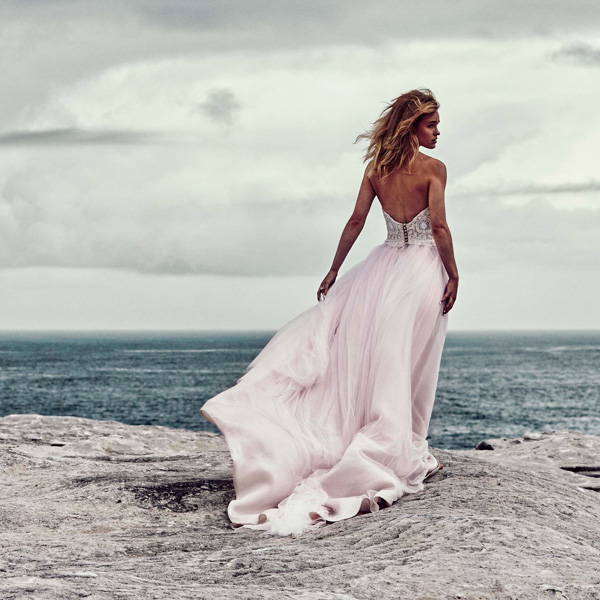 Moira Hughes Couture - The Willow Gown