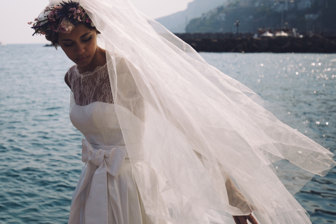 Moira Hughes - Amalfi Coast Wedding