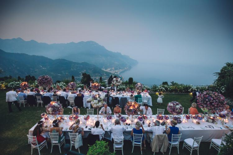 Amalfi Coast Wedding - destination wedding