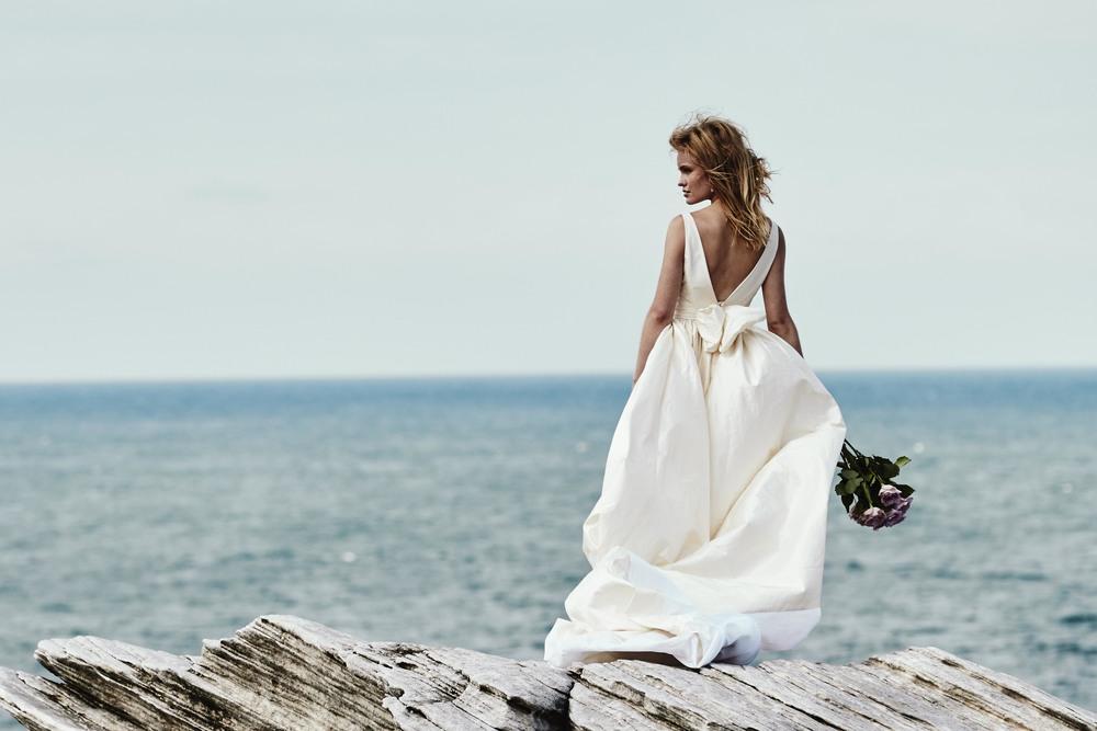 Moira+Hughes+Couture+Pearl+Paddington+Wedding+Dress