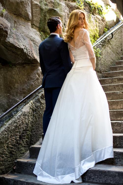 Moira+Hughes+Bridal+Gown