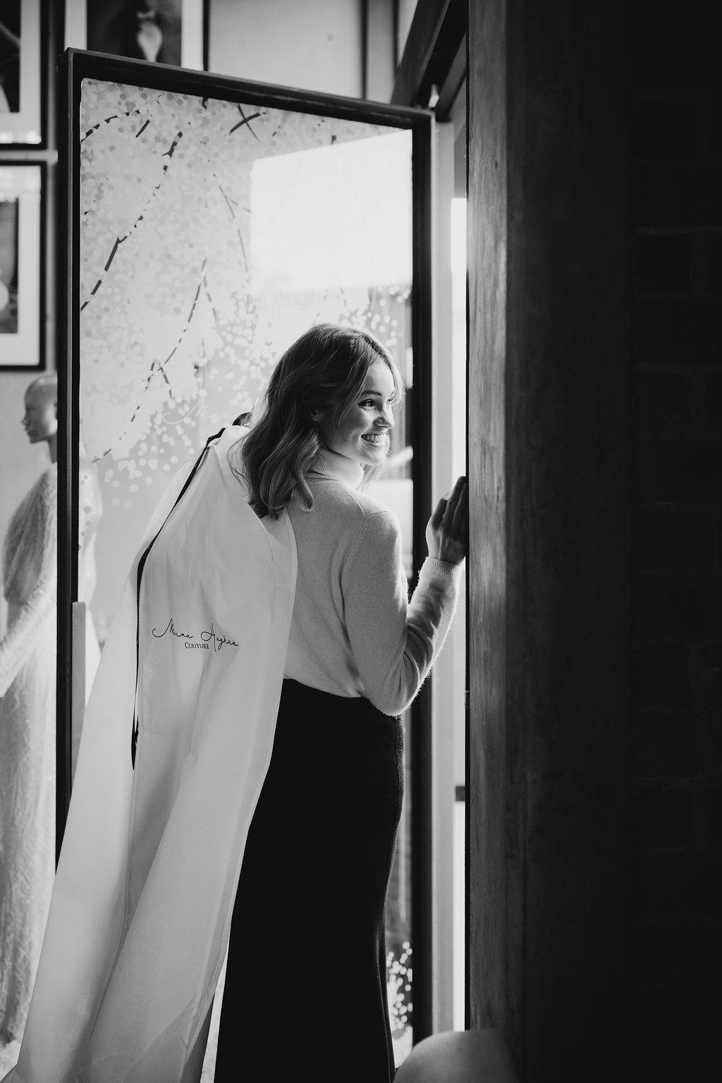 Moira Hughes Boutique Sydney Bride