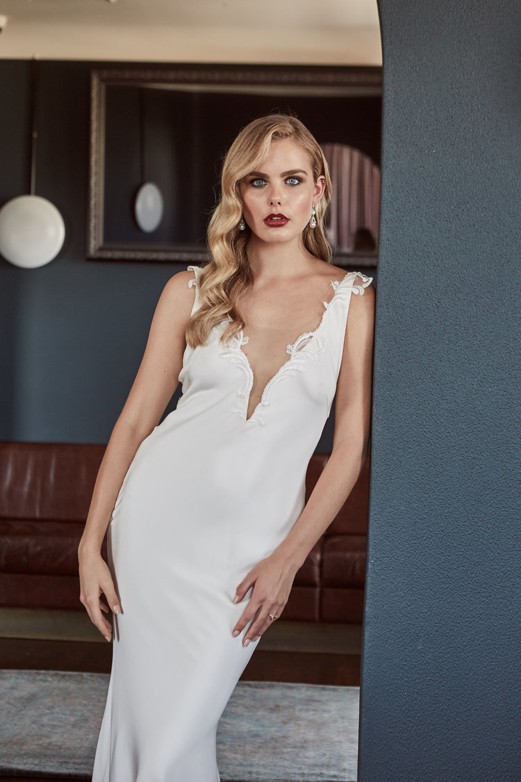 The Mila Wedding Dress