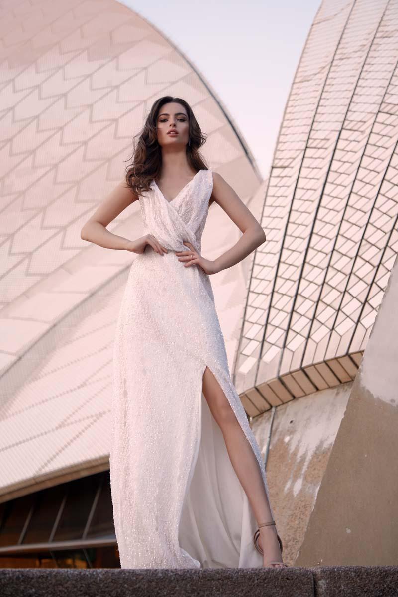 Harriet Moira Hughes sparkly wedding dress  red carpet style.jpg