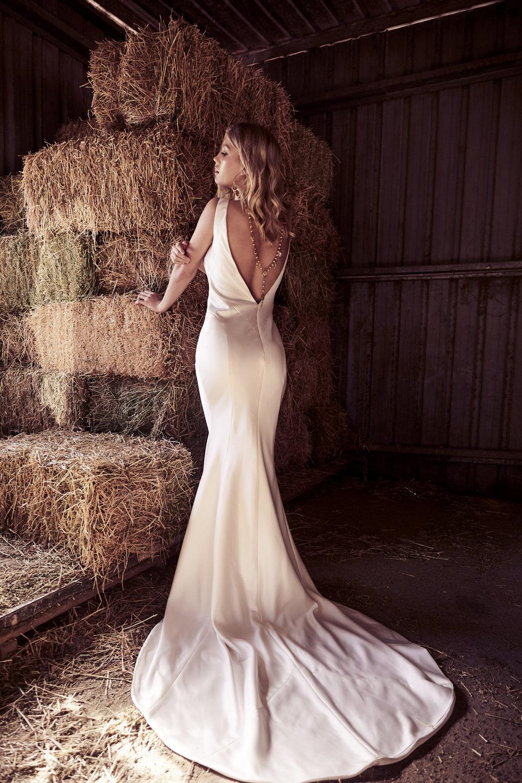 The Matilda Moira Hughes Couture Wedding Dresses Sydney