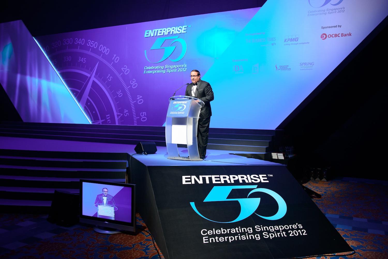 enterprise 50 award Product launch PR Event Photography